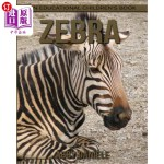 【中商海外直订】Zebra! an Educational Children's Book about Zebra w