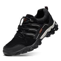 鞋子男潮鞋百搭秋季新款户外鞋男士登山鞋运动休闲鞋