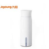 九阳(Joyoung)保温杯水杯随手杯子316L奥氏体不锈钢内胆材质时尚BB肌300ml 白色款B30V3A