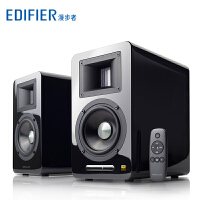 Edifier/漫步者 A100无线蓝牙HIFI电视客厅2.0木质音箱低音炮音响