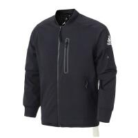 adidas阿迪达斯男子夹克外套立领透气休闲运动服DV3310