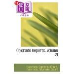 【中商海外直订】Colorado Reports, Volume 21