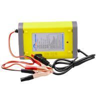 摩托车电瓶充电器12v汽车蓄电池充电器 摩托车智能充电器