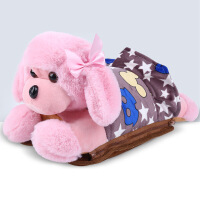 立体防爆热水袋充电式暖手宝��宝宝毛绒萌萌可爱韩版电暖宝暖水袋