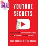 【中商海外直订】YouTube Secrets: The Ultimate Guide to Growing Your