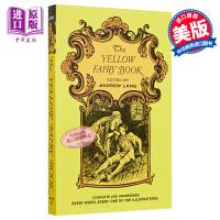 【中商原版】朗格黄色童话 英文原版 The Yellow Fairy Book 童话 外国文学 安德鲁・朗格 Andre