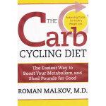 CARB CYCLING DIET(ISBN=9781578263097) 英文原版