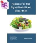 【中商海外直订】Recipes For The Eight-Week Blood Sugar Diet
