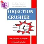 【中商海外直订】Objection Crusher: Master Handling Objections In Yo