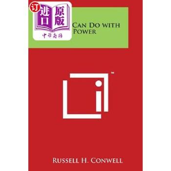 【中商海外直订】What You Can Do with Your Will Power
