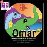 【中商海外直订】Omar: A Very Unusual Dinosaur
