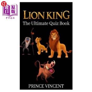 【中商海外直订】Lion King: The Ultimate Quiz Book