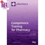 【中商海外直订】Competence Training for Pharmacy