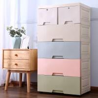 特大号收纳柜子抽屉式收纳箱塑料加厚储物箱衣物家用多层整理箱子