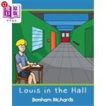 【中商海外直订】Louis in the Hall