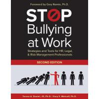 【预订】Stop Bullying at Work: Strategies and Tools for Hr, Leg