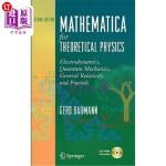 【中商海外直订】Mathematica for Theoretical Physics: Classical Mech