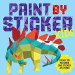 【预订】Paint by Sticker Kids: Create 10 Pictures One Sticker a