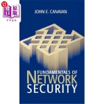 【中商海外直订】Fundamentals of Network Security