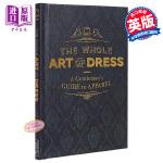 【中商原版】穿衣的艺术:绅士外表指南 英文原版 The Whole Art of Dress: A Gentleman