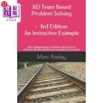 【中商海外直订】8D Team Based Problem Solving - 3rd Edition: An Ins