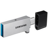 SAMSUNG三星 DUO 32G 64G USB3.0 128G手机U盘 读高达130M/S 金属OTG优盘