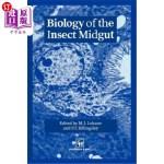 【中商海外直订】Biology of the Insect Midgut