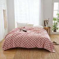 全棉毛巾被纯棉毛巾毯单人双人加厚床单盖毯成人空调毯夏凉被