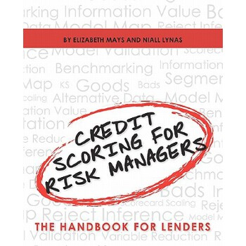 【预订】Credit Scoring for Risk Managers: The Handbook for Lenders 预订商品,需要1-3个月发货,非质量问题不接受退换货。