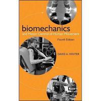【预订】Biomechanics and Motor Control of Human Movement