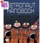 【中商海外直订】Astronaut Handbook