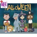 【中商海外直订】Halloween