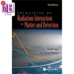 【中商海外直订】Principles of Radiation Interaction in Matter and D