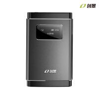 创景EL976 4G无线路由器 直插sim卡mifi 三网3G便携移动随身wifi 支持电信联通移动4G 3G全网