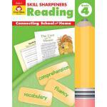 【预订】Skill Sharpeners Reading Grade 4