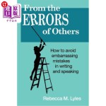 【中商海外直订】From the Errors of Others: How to Avoid Embarrassin