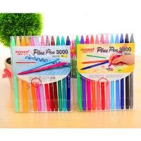 monami慕那美3000彩色笔 水性笔 彩绘笔 水笔 涂鸦笔 水彩彩绘笔 慕娜美水彩笔