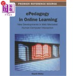 【中商海外直订】ePedagogy in Online Learning: New Developments in W