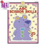 【中商海外直订】ABC Scissor Skills