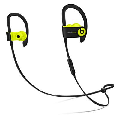 [当当自营] Beats Powerbeats3 by Dr. Dre Wireless 入耳式耳机 荧光黄 MNN02PA/A可使用礼品卡支付 国行正品 全国联保