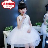 女童夏装2019新款连衣裙韩版儿童夏季小女孩童装超洋气裙子公主裙销售