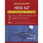【预订】Hesi A2 Study Questions 2019 & 2020: Three Full-Length