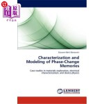 【中商海外直订】Characterization and Modeling of Phase-Change Memor
