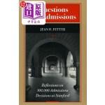 【中商海外直订】Questions and Admissions: Reflections on 100,000 Ad