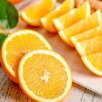 【当当基地直采】正宗赣南脐橙含箱10斤装果径75-80mm 产地直发 新鲜水果