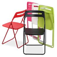 靠背凳子可折叠椅办公椅会议椅电脑椅座椅培训椅家用餐椅子