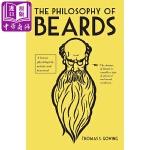 【中商原版】胡子的哲学 英文原版 The Philosophy of Beards