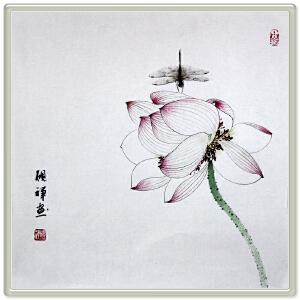 生宣卡纸《精品花鸟》张清永 山东画学会理事ML4380EOO