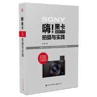 正版-H-嗨!黑卡索尼RX100拍摄与实践 9787121287558 刘征鲁著 电子工业出版社 知礼图书专营店