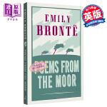 【中商原版】艾米莉・勃朗特: 诗歌集 英文原版 Alma Classics: Poems from the Moor